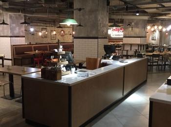 Ремонт ресторана Содексо _24