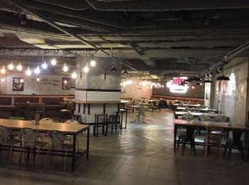 Ремонт ресторана Содексо _5