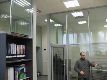 Офис на Дубровке